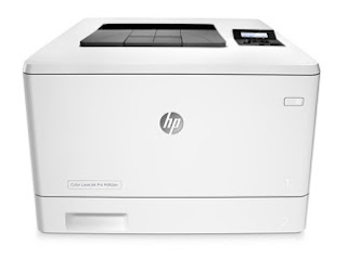 HP Color LaserJet Pro M452dn Drivers download