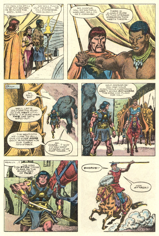 Conan the Barbarian (1970) Issue #181 #193 - English 12