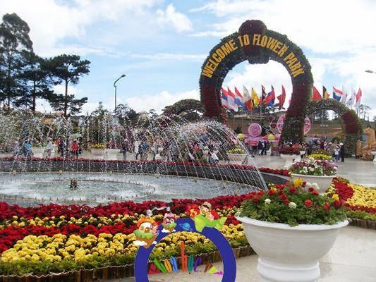 Lễ hội hoa Dalat