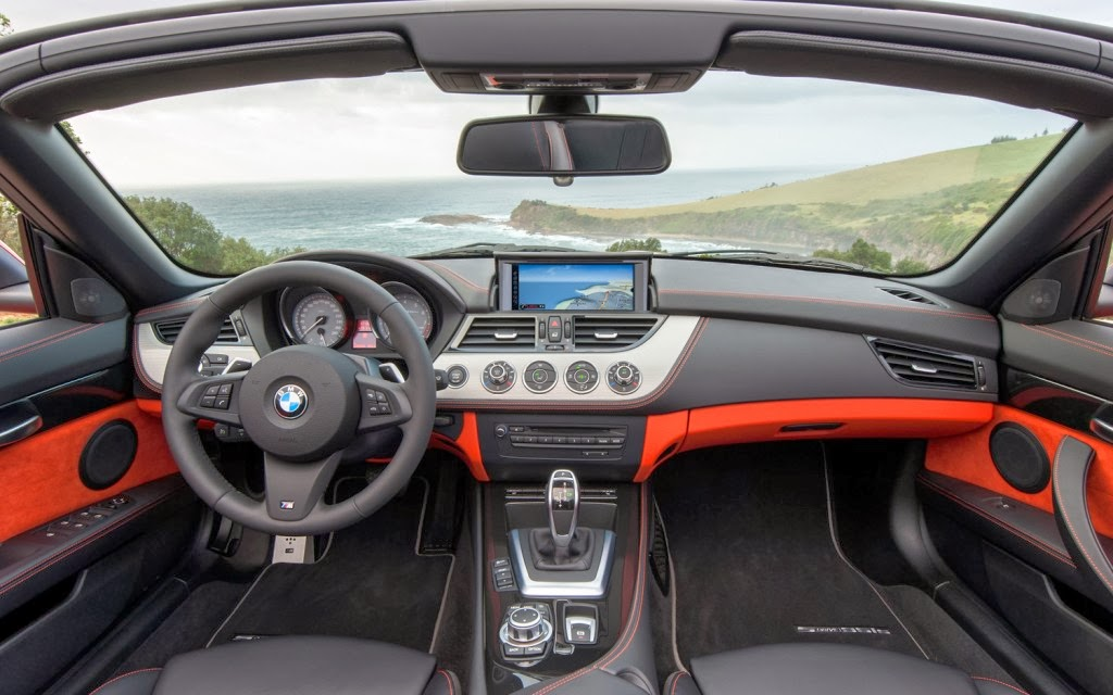 2014 Bmw Z4 Convertible Cars Pictures Gallery