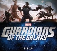Guardians of the Galaxy Movie - On Saturday night's panel at comic-con, marvel confirmed that it would indeed create