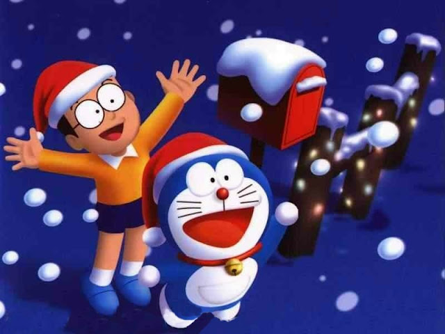 Wallpaper Friend Doraemon picture