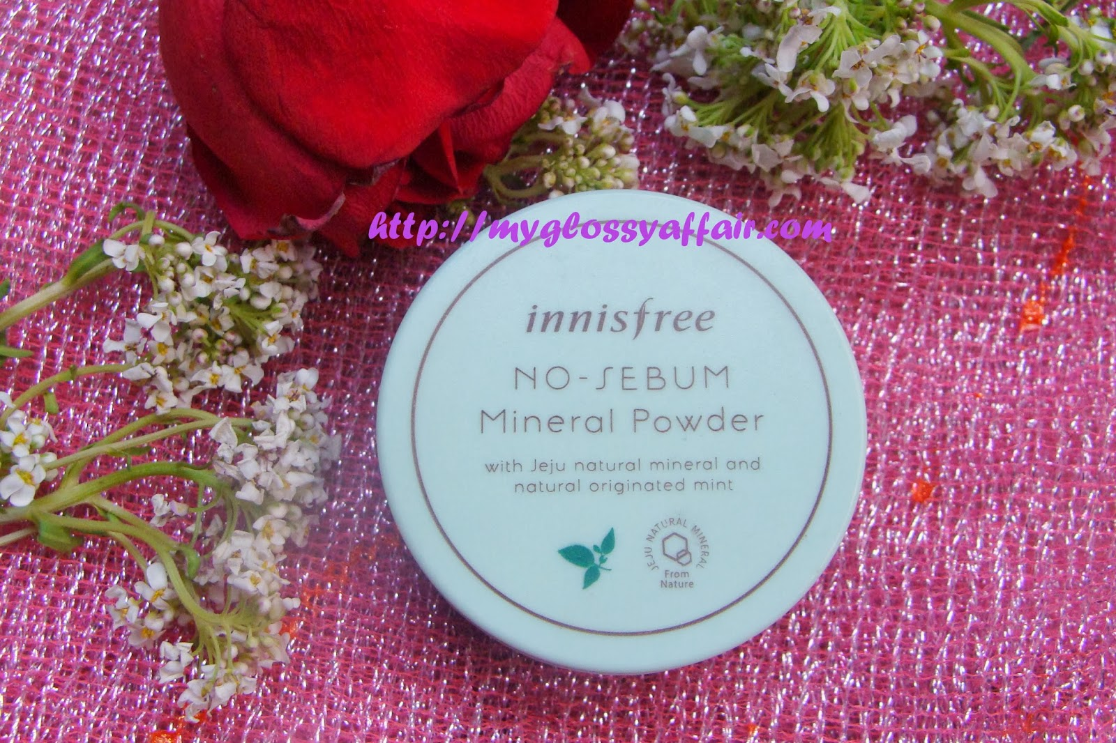 Innisfree No - Sebum Mineral Powder Review