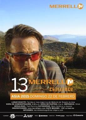 13° MERRELL CHALLENGE ASIA