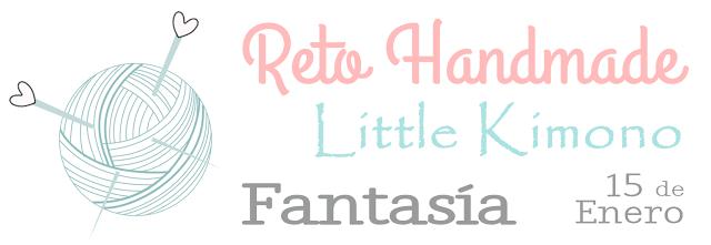 Reto handmade Little Kimono: fantasía.
