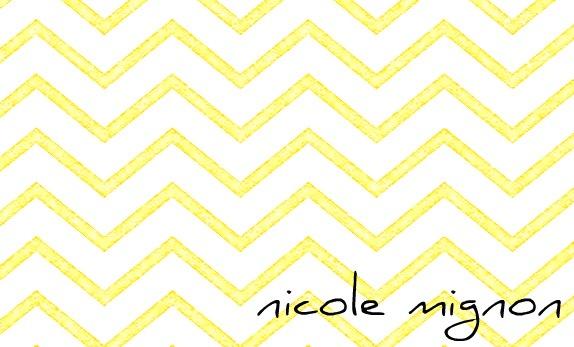 nicole mignon