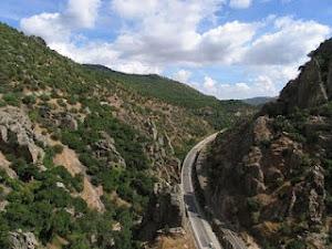 Despeñaperros la puerta de Andalucía