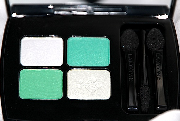 lancome C50 Vert tendresse test swatch maquillage
