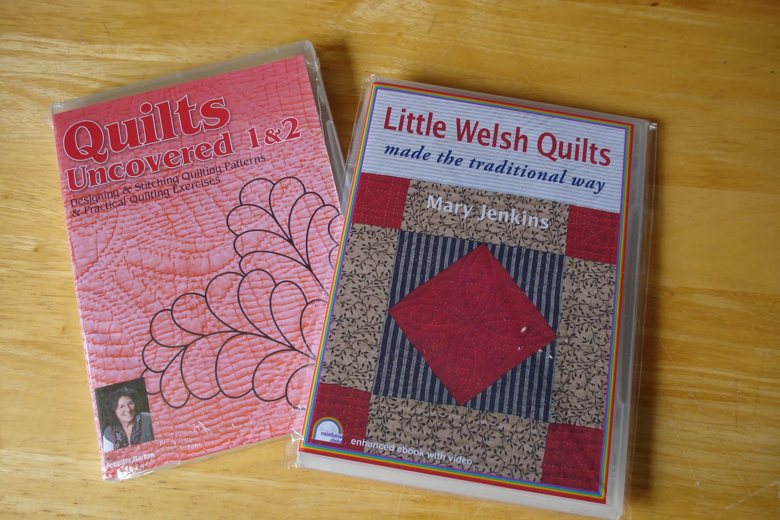 Welsh Quilts: August 2011