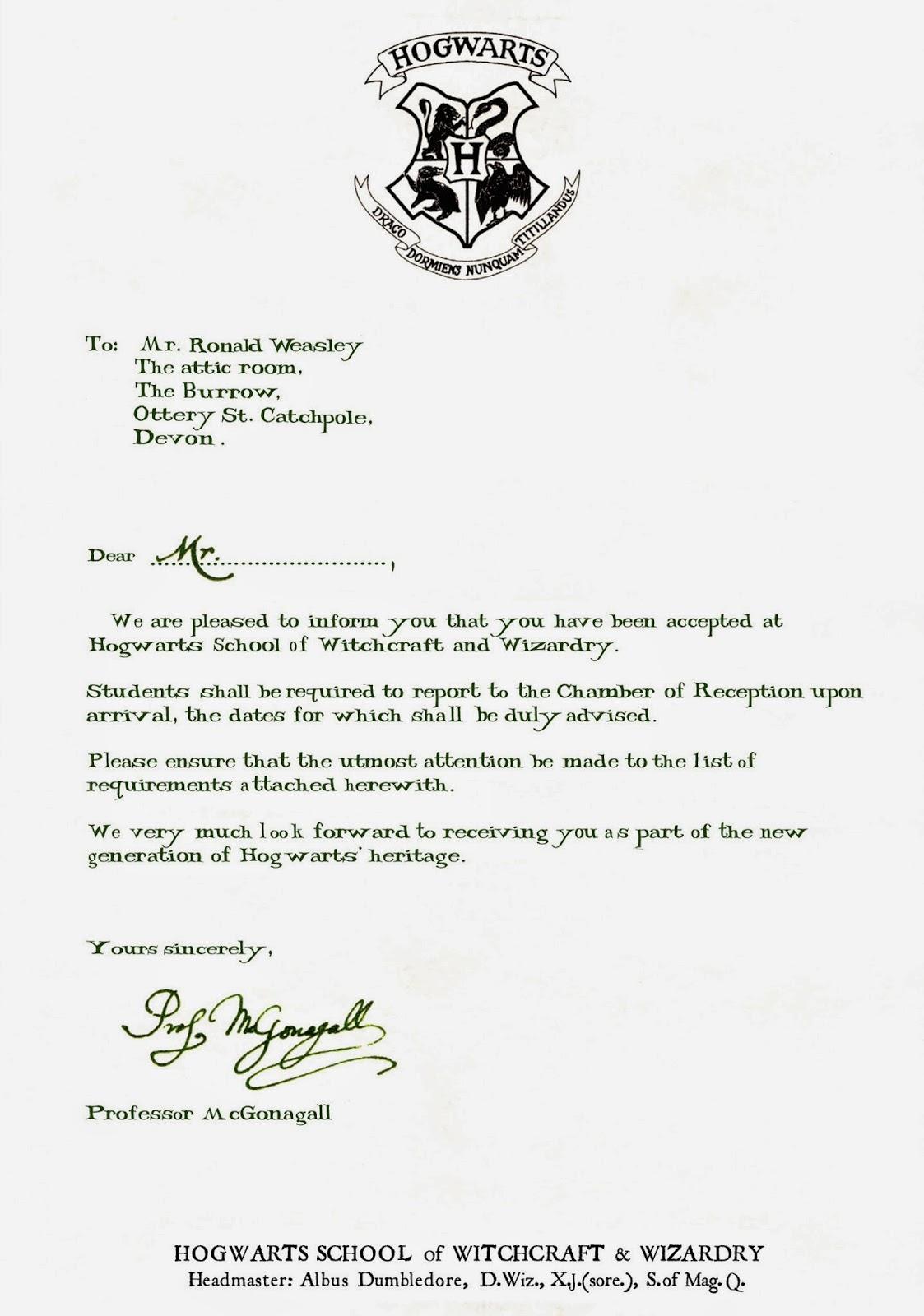 Uq Letter Template