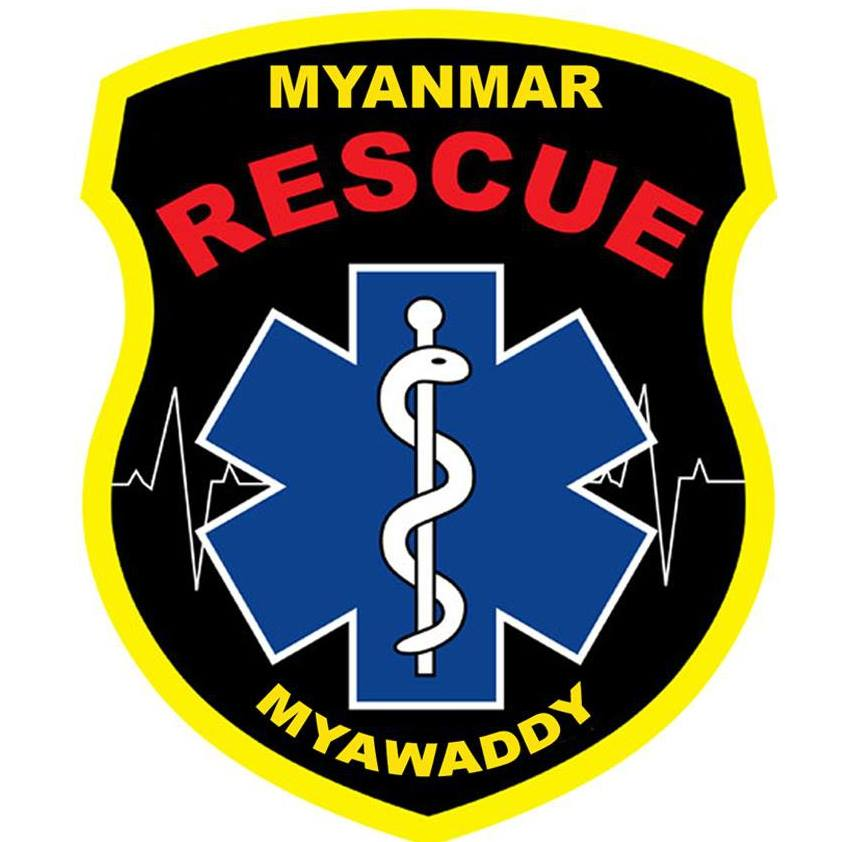 Myanmar RESCUE Myawaddy