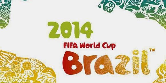 Jadwal Piala Dunia 2014 Brazil Terlengkap