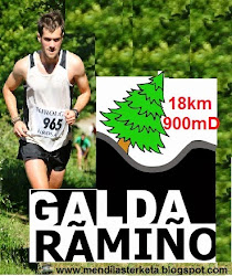 Galdaramiño ML: 18km / 900mD+