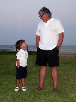Con mi nieto