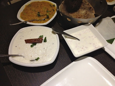 Food at South Indies Pune