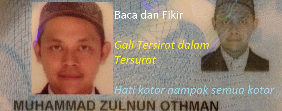 Blog Ustaz Muhammad Zulnun Othman