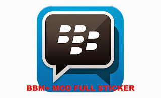 Download BBM Mod Full Sticker Terbaru Juli 2015