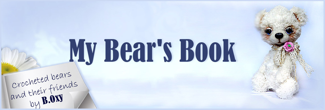 My Bear&#39;s Book