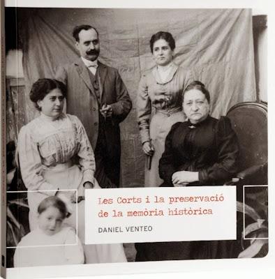 Les Corts i la preservació de la memòria històrica (Daniel Venteo)
