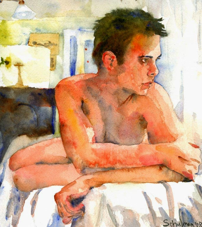 male figure art http://www.imagekind.com/artists/schulmanart/Male-Nudes/fine-art-prints