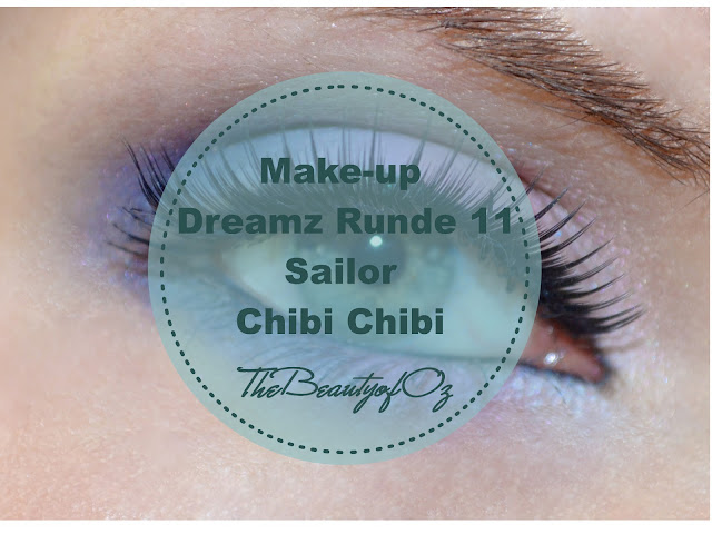 Make Up Look Sailor Chibi Chibi Moon