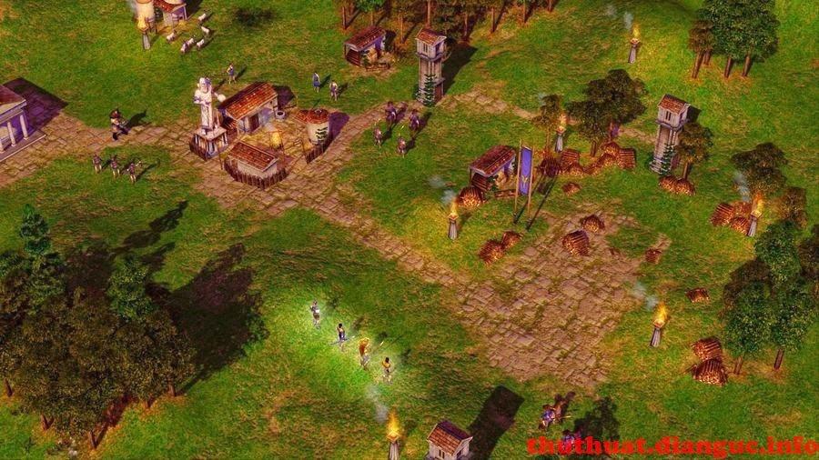 Game thủ thành hay nhất OFFLINE PC win 7 8 8.1 XP