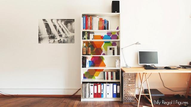 Selbermachen: Möbel auffrischen mit Creatisto Folien