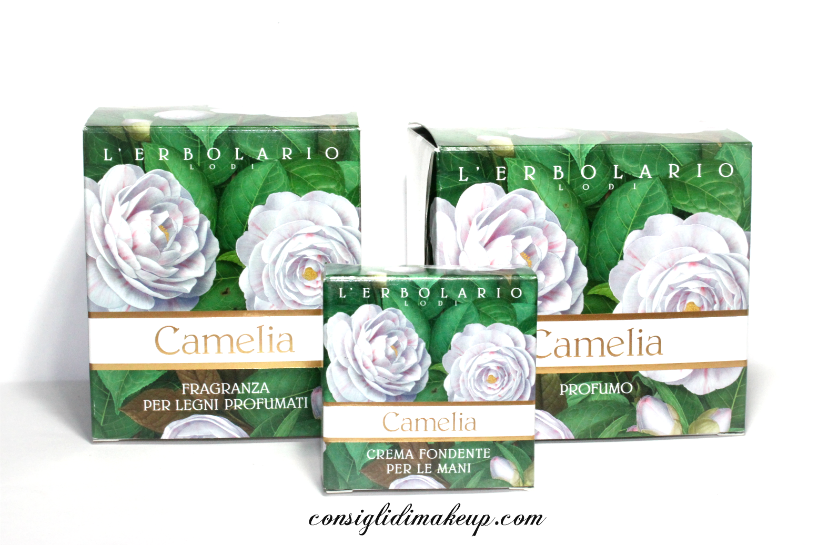 Review: Linea Camelia, Linea Accordo Arancio - L'Erbolario [Selezione Prodotti]