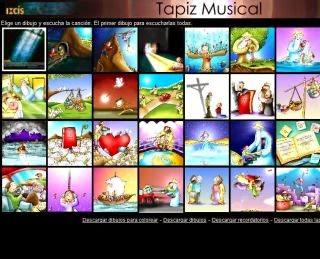TAPIZ MUSICAL