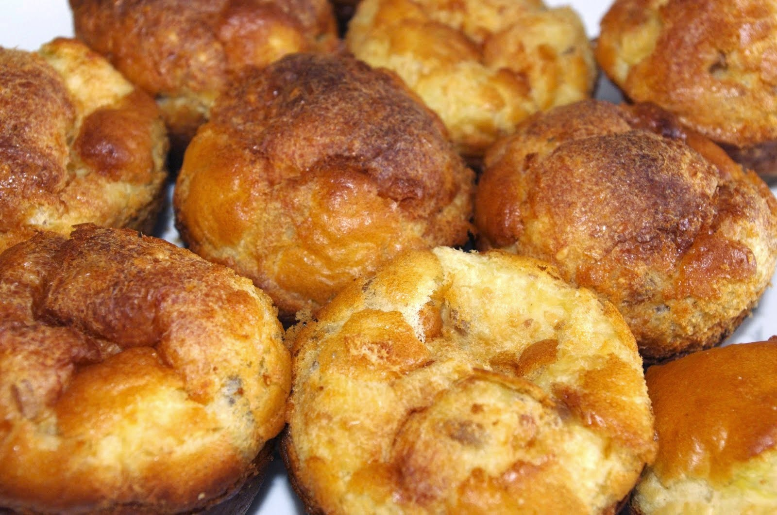 From Scratch Mom: (Fudged) Seeded Popovers