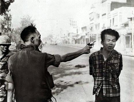 Fotos históricas: Execução em Saigon