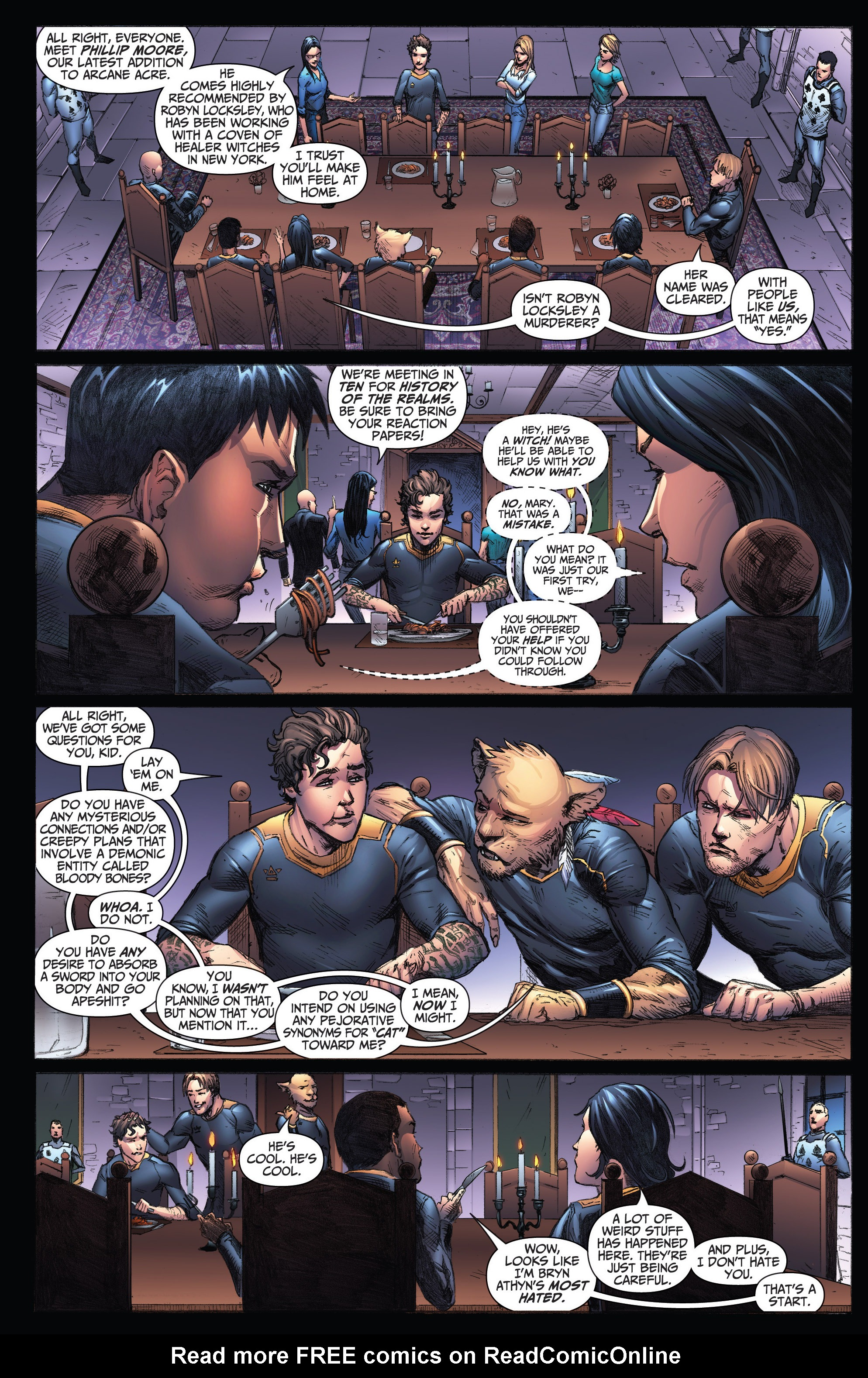 Grimm Fairy Tales (2005) Issue #116 #119 - English 7