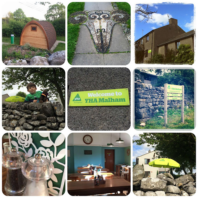 A family Stay at YHA Malham in Yorkshire