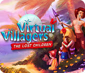 เกมส์ Virtual Villagers - The Lost Children
