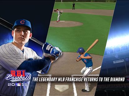R.B.I. Baseball 15 Apk + Obb Data Andoid