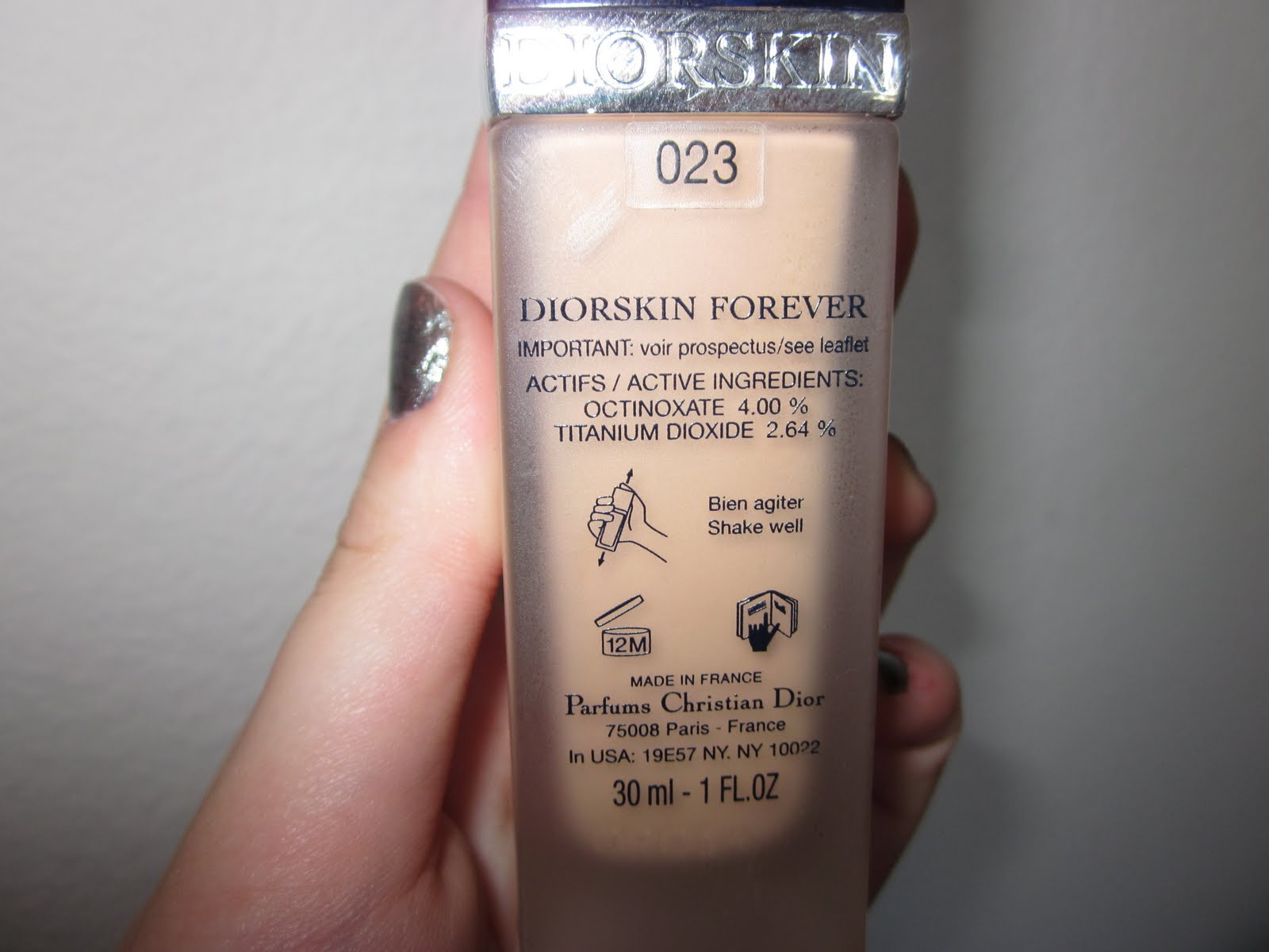chelcjenelovee dior diorskin forever extreme wear flawless foundation review. Black Bedroom Furniture Sets. Home Design Ideas