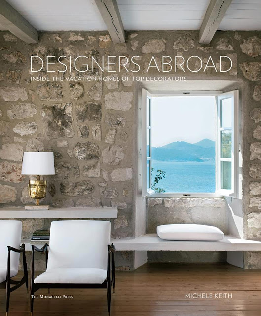 Ecomanta designers abroad inside the vacation homes of for Best interior designers in new york