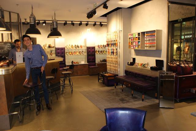 Les boutiques du palais des congrès personnal shoppeuse