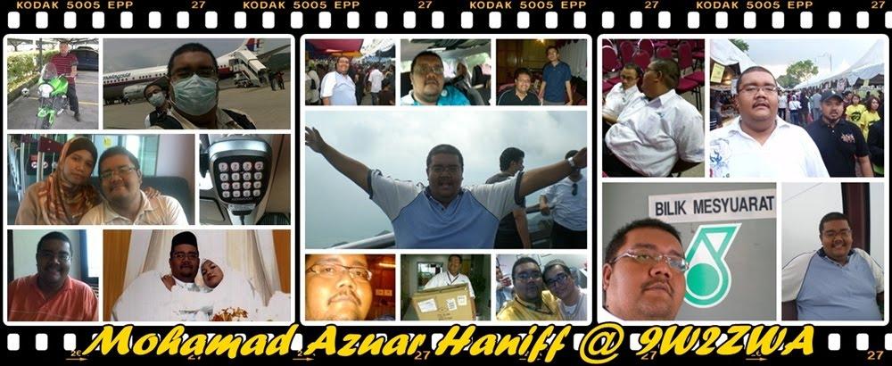 Mohamad Azuar Haniff @ 9W2ZWA