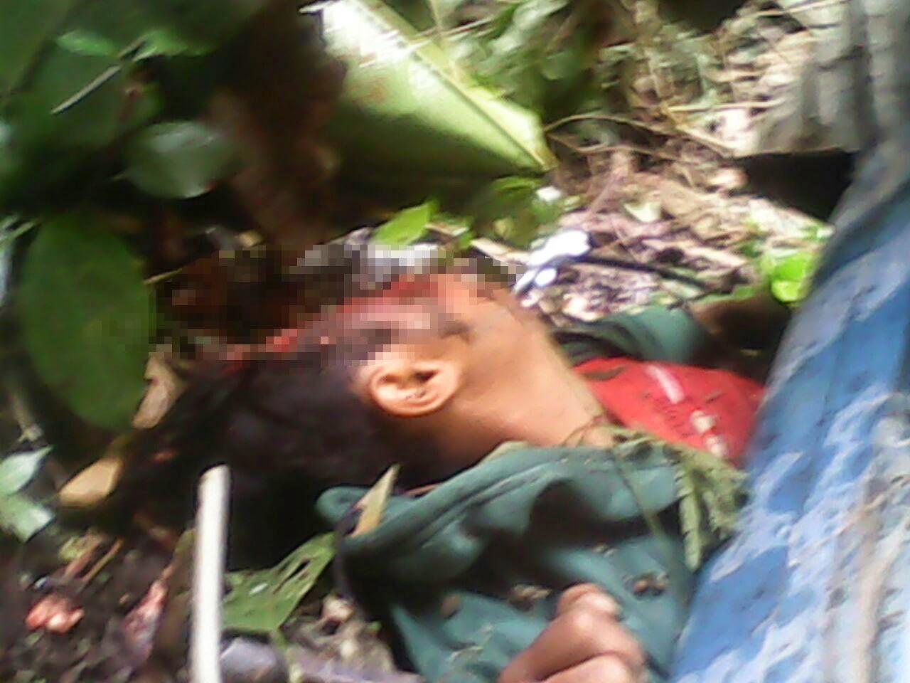 Accident in Pa Kakap muolliem