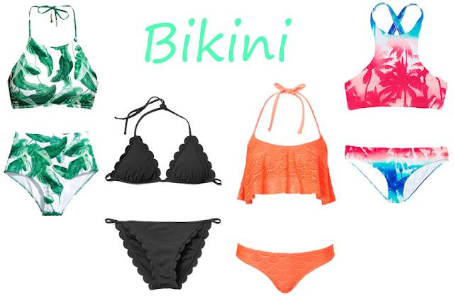 Favorite bikinis