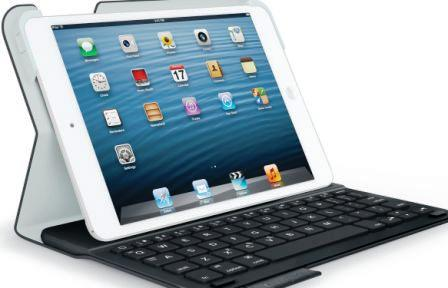 Logitech Ultrathin Keyboard  iPad Introduced