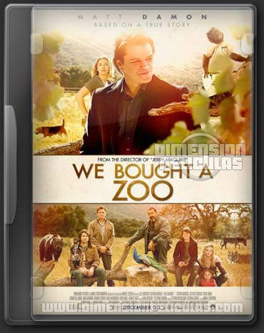 We bought a Zoo (DVDRip Inglés Subtitulado) (2011)