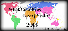 What Countries Have I Visited