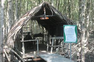 Rừng Sác guerilla base