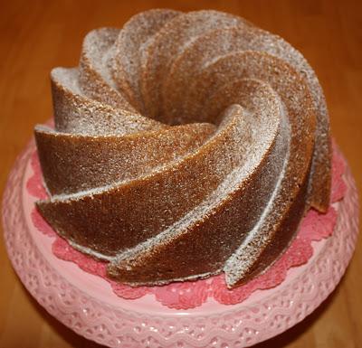 Matilda Bundt Cake