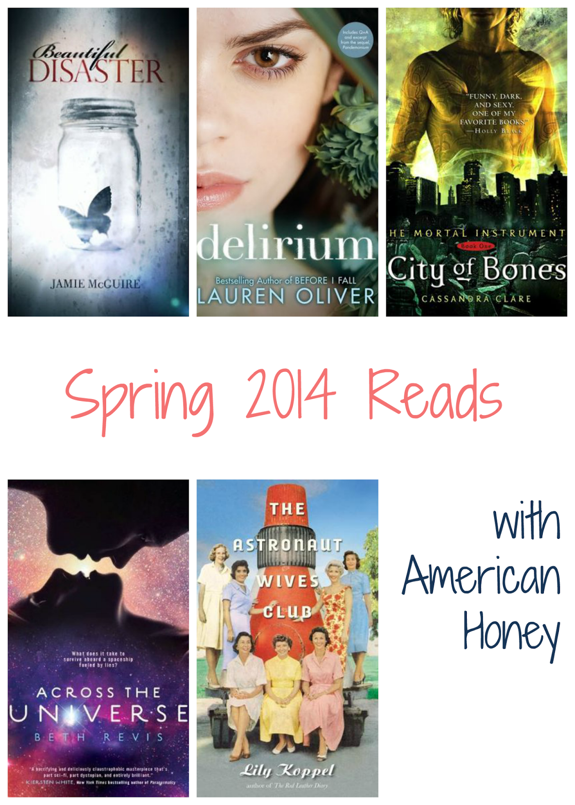 Spring 2014 Reading List