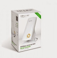 Buy Tp-Link TL-WA750RE Wireless Extender 150Mbps Rs. 980, 300Mbps Rs. 1522 only