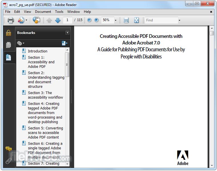 Adobe Reader Versi Terbaru