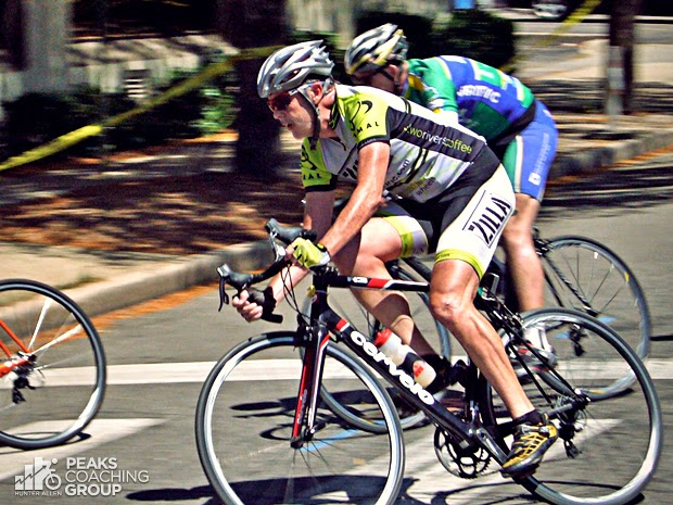Peaks Coaching Group Faster Masters Racers